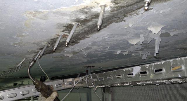 Ремонт бетона методом инъектирования